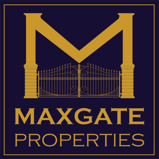 Maxgate Properties Logo - Dorchester based Estate Agents